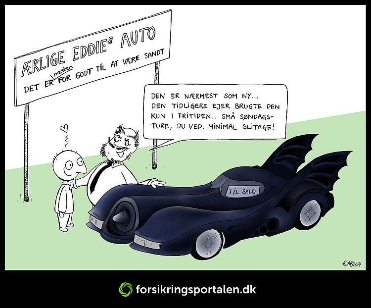 Kan du holde hovedet koldt, når du leder efter ny bil? Forsikringsportalen.dk