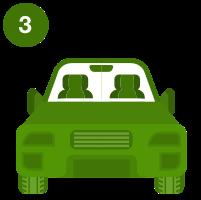 Biltype er afgørende for prisen på bilforsikringen